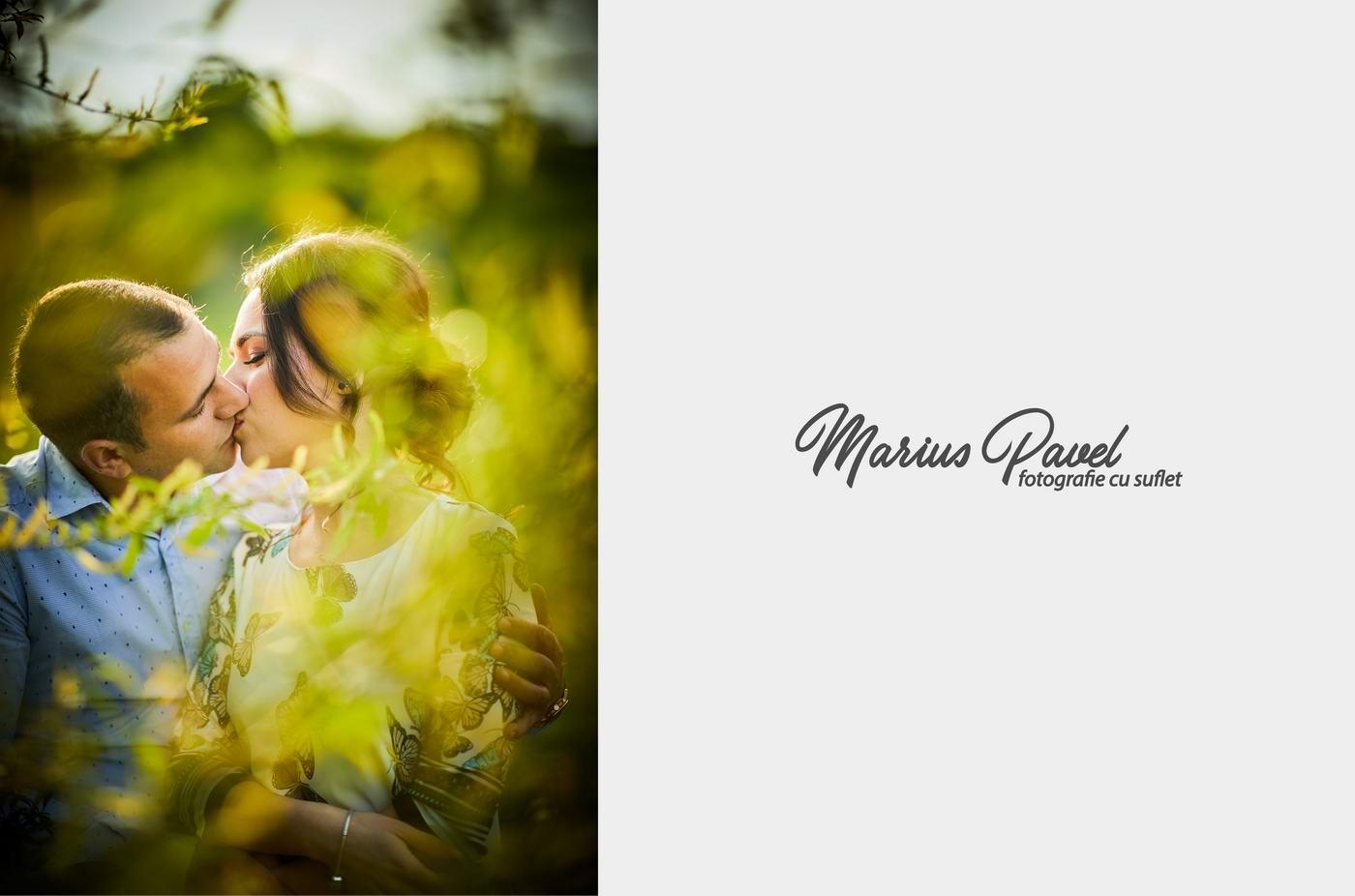 Sedinta foto inainte de nunta