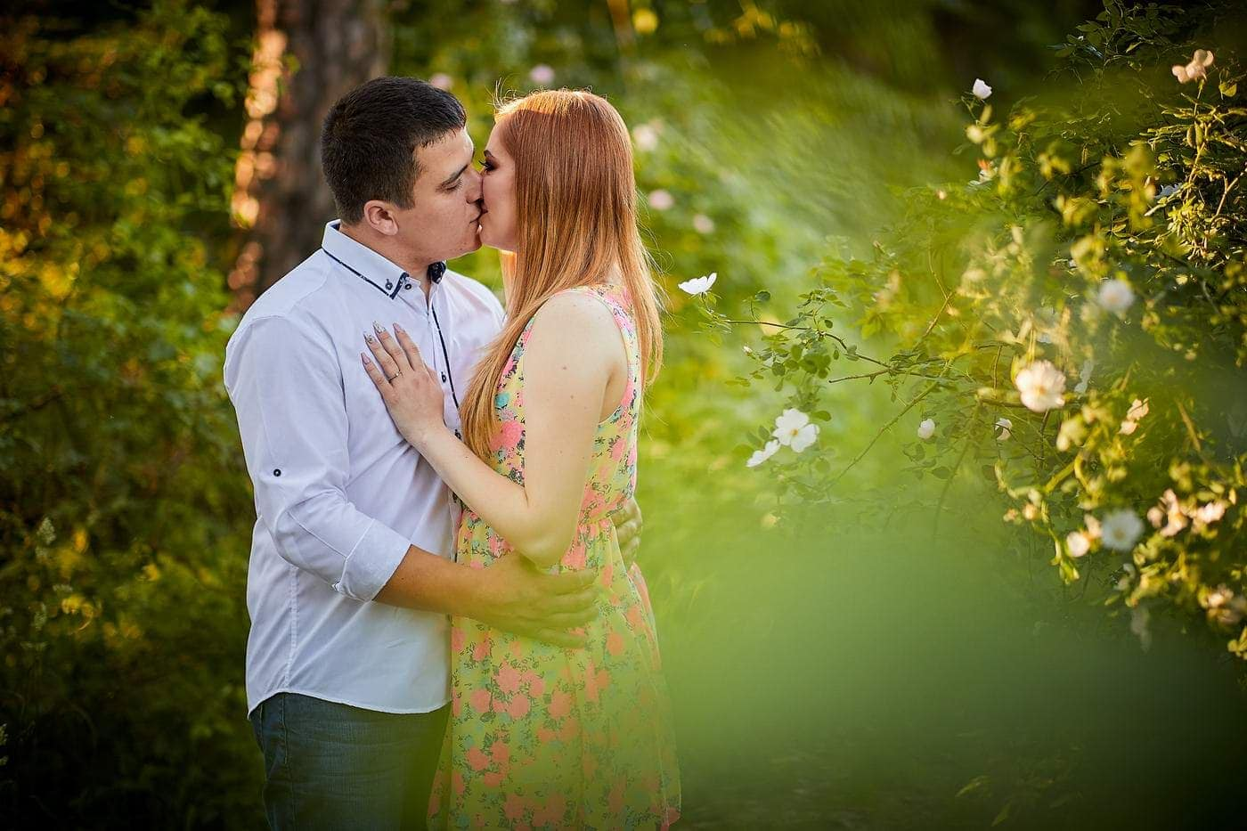 Foto inainte de nunta