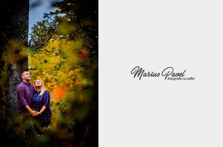 Sedinta foto inainte de nunta la apus