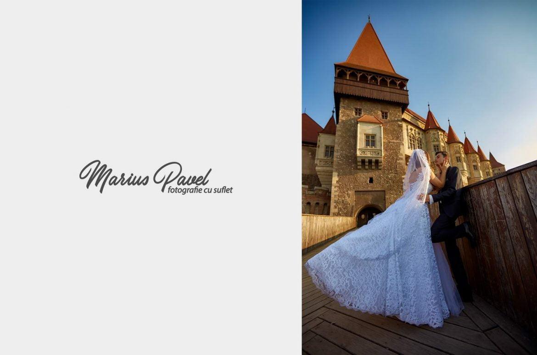 Trash the dress la Castelul Huniazilor