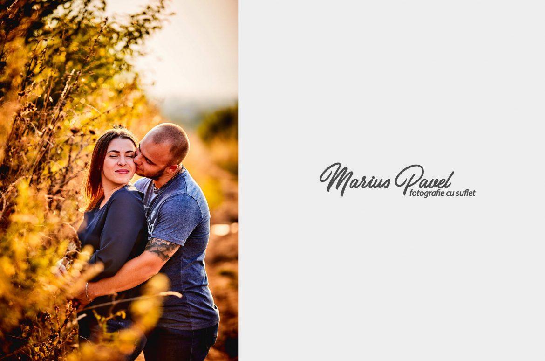 Fotografii Inainte De Ziua Nuntii La Apusul Soarelui Langa Brasov (14)