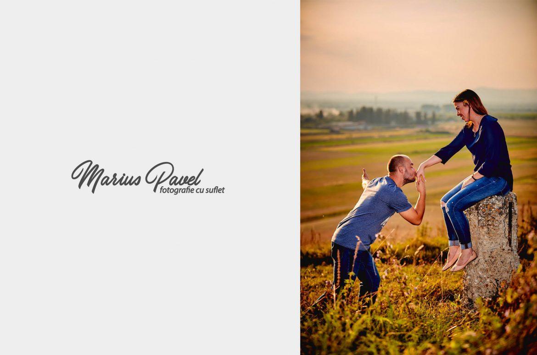 Fotografii Inainte De Ziua Nuntii La Apusul Soarelui Langa Brasov (17)