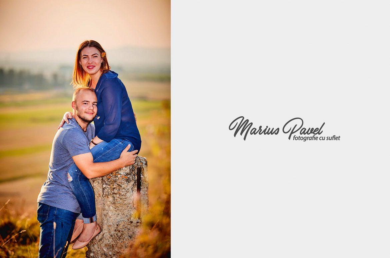 Fotografii Inainte De Ziua Nuntii La Apusul Soarelui Langa Brasov (18)