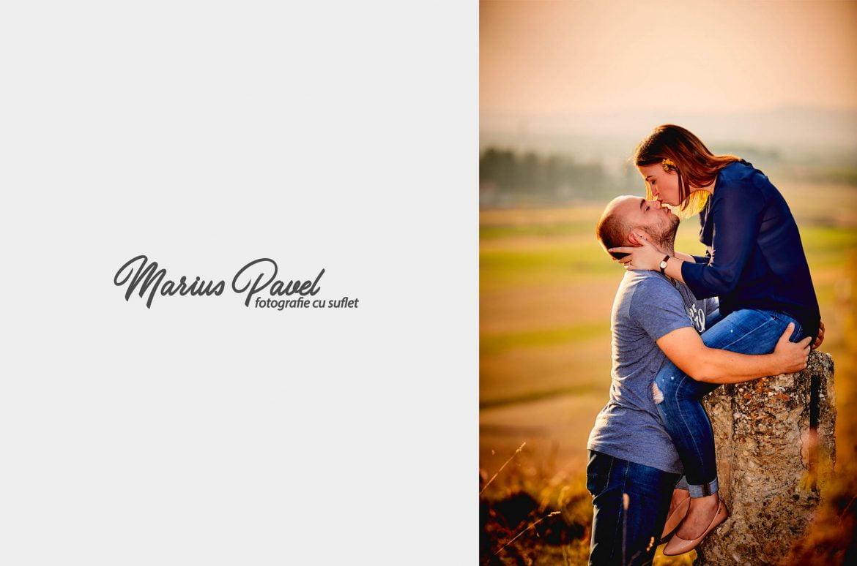 Fotografii Inainte De Ziua Nuntii La Apusul Soarelui Langa Brasov (19)