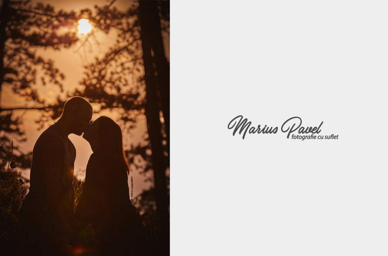 Fotografii Inainte De Ziua Nuntii La Apusul Soarelui Langa Brasov (24)