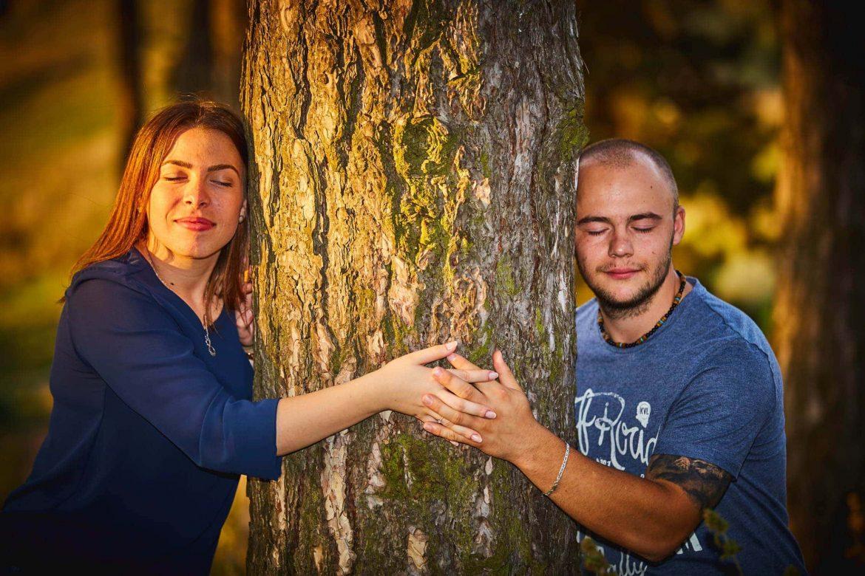 Fotografii Inainte De Ziua Nuntii La Apusul Soarelui Langa Brasov (26)