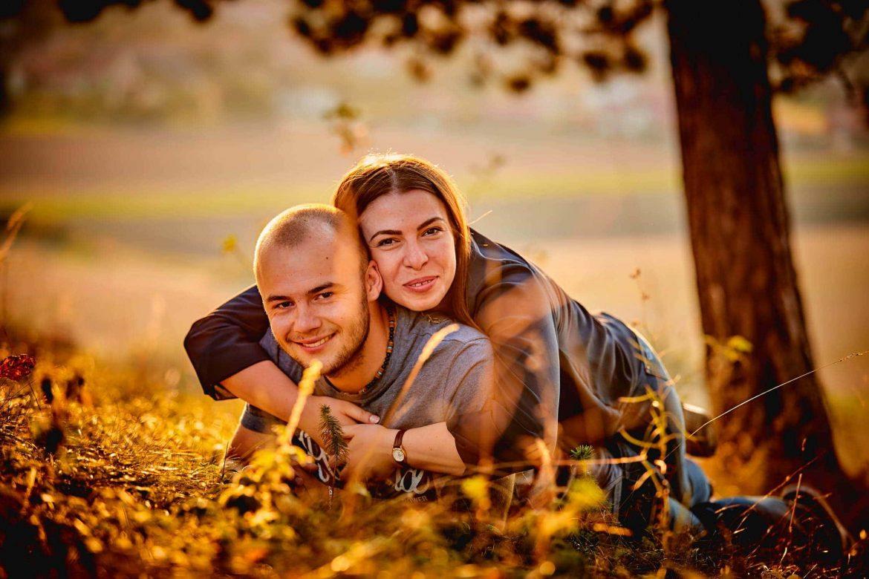 Fotografii Inainte De Ziua Nuntii La Apusul Soarelui Langa Brasov (32)