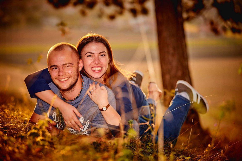 Fotografii Inainte De Ziua Nuntii La Apusul Soarelui Langa Brasov (33)