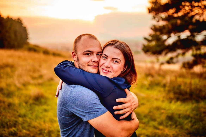 Fotografii Inainte De Ziua Nuntii La Apusul Soarelui Langa Brasov (41)