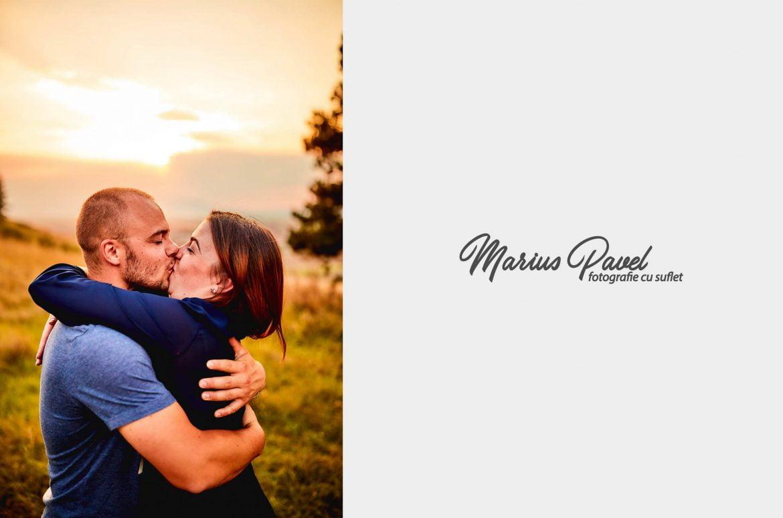 Fotografii Inainte De Ziua Nuntii La Apusul Soarelui Langa Brasov (42)