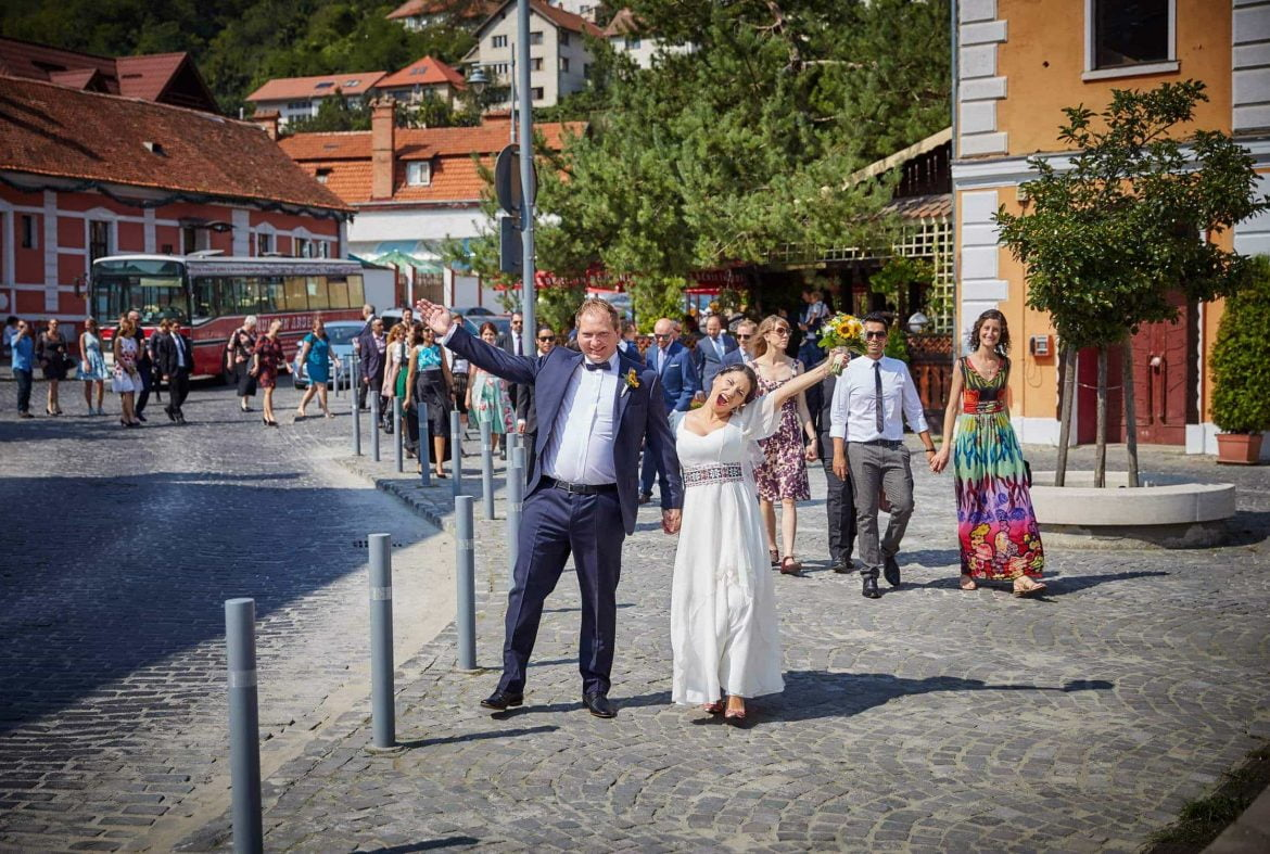 Wedding Day Photos From Brasov (1)