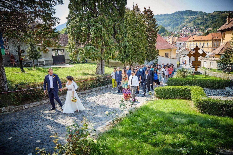 Wedding Day Photos From Brasov (2)