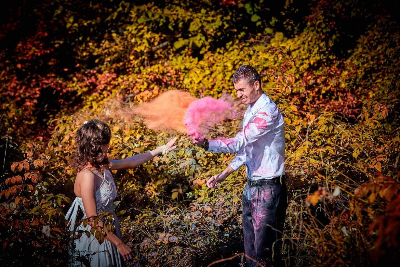 Trash The Dress In Culori La Brasov (38)