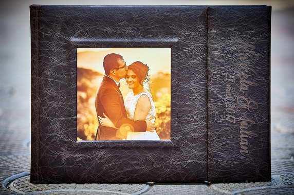 Album de nunta cu piele Brasov