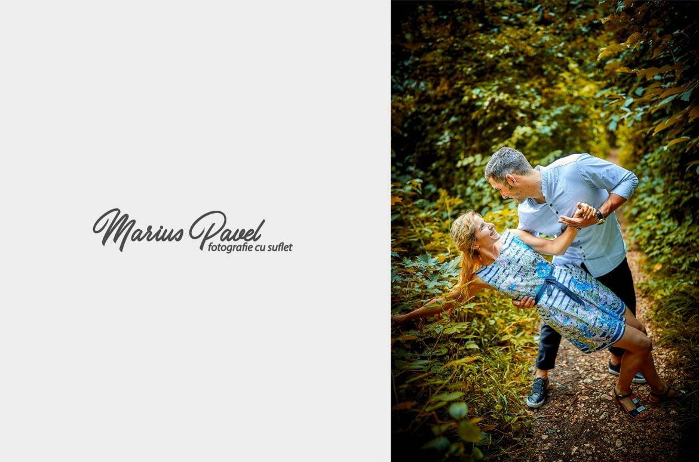 Fotografii de cuplu in Livada Postei din Brasov