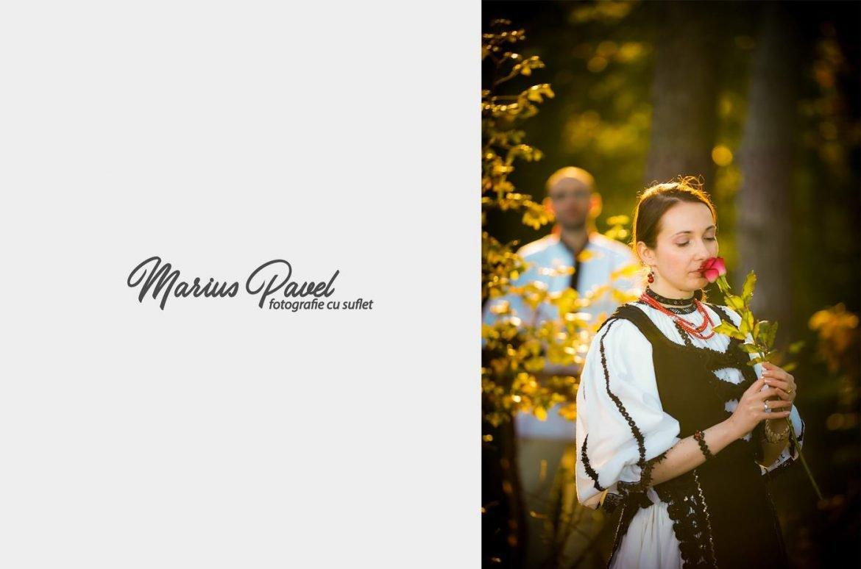 Fotografii costum popular