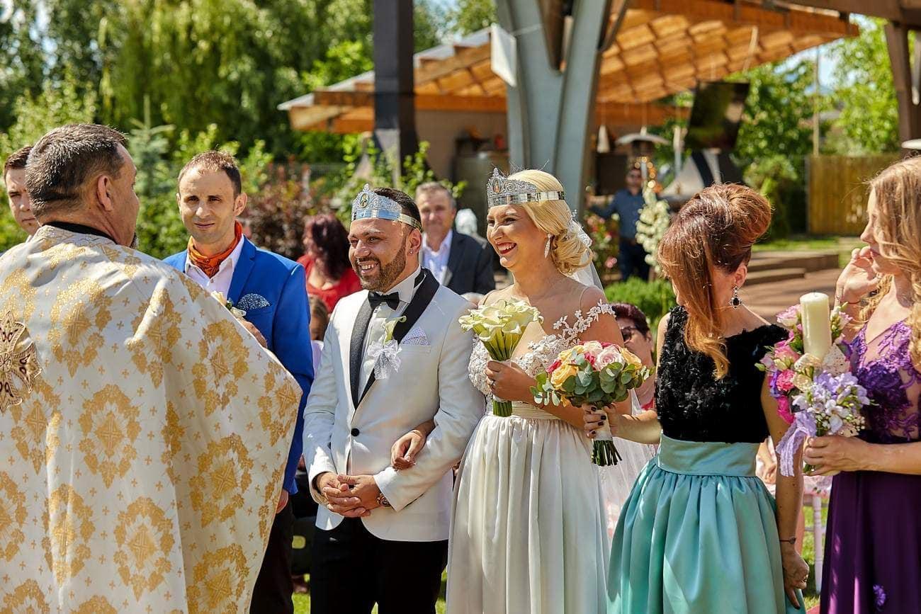 nunta in aer liber Tess Ballroom Brasov