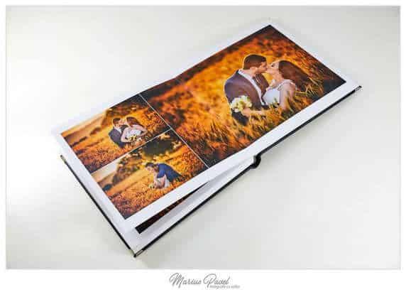 Album nunta  cu inscriptionare UV Brasov