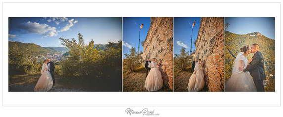 Album nunta piele lux Brasov