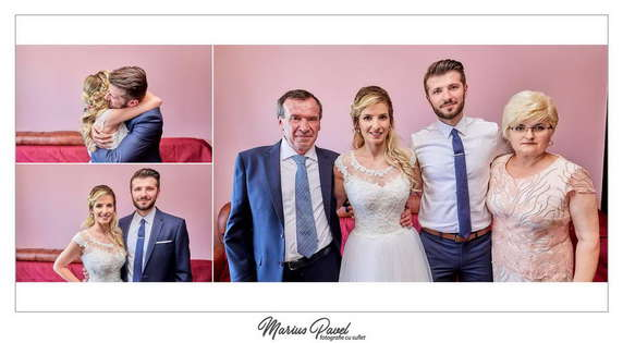Album nunta coperta foto Brasov