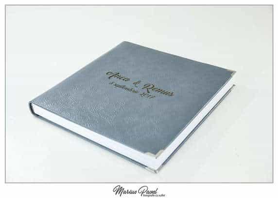 Album nunta personalizat Brasov