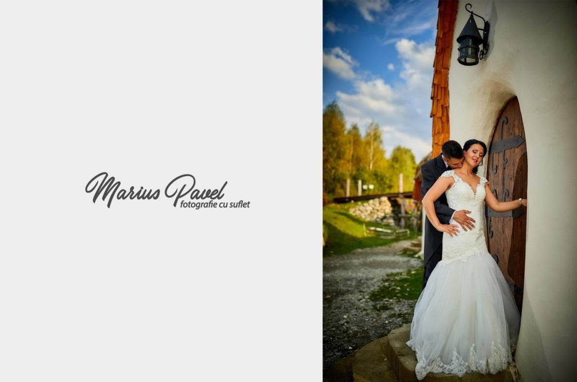 Trash the dress Castelul de lut