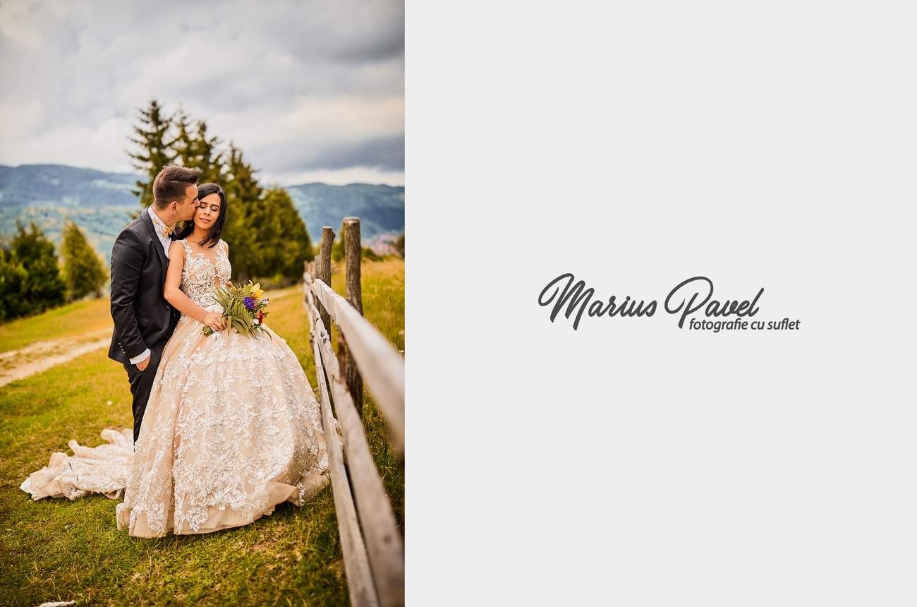 Sedinta foto dupa nunta – Trash the dress