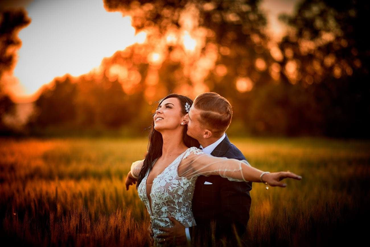 Trash the dress