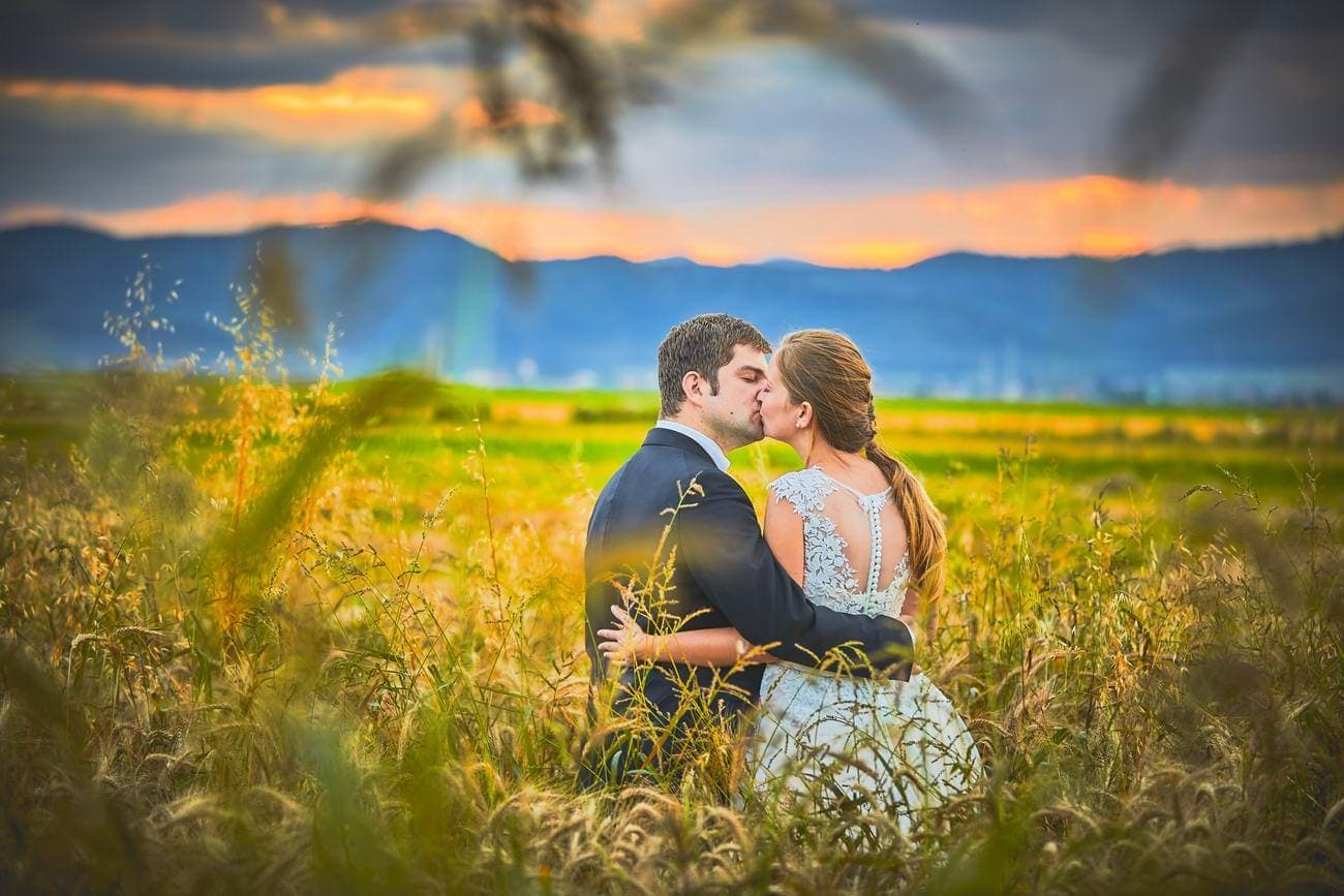 Trash the dress munte