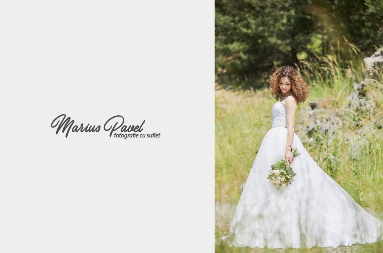 Fotografii trash the dress
