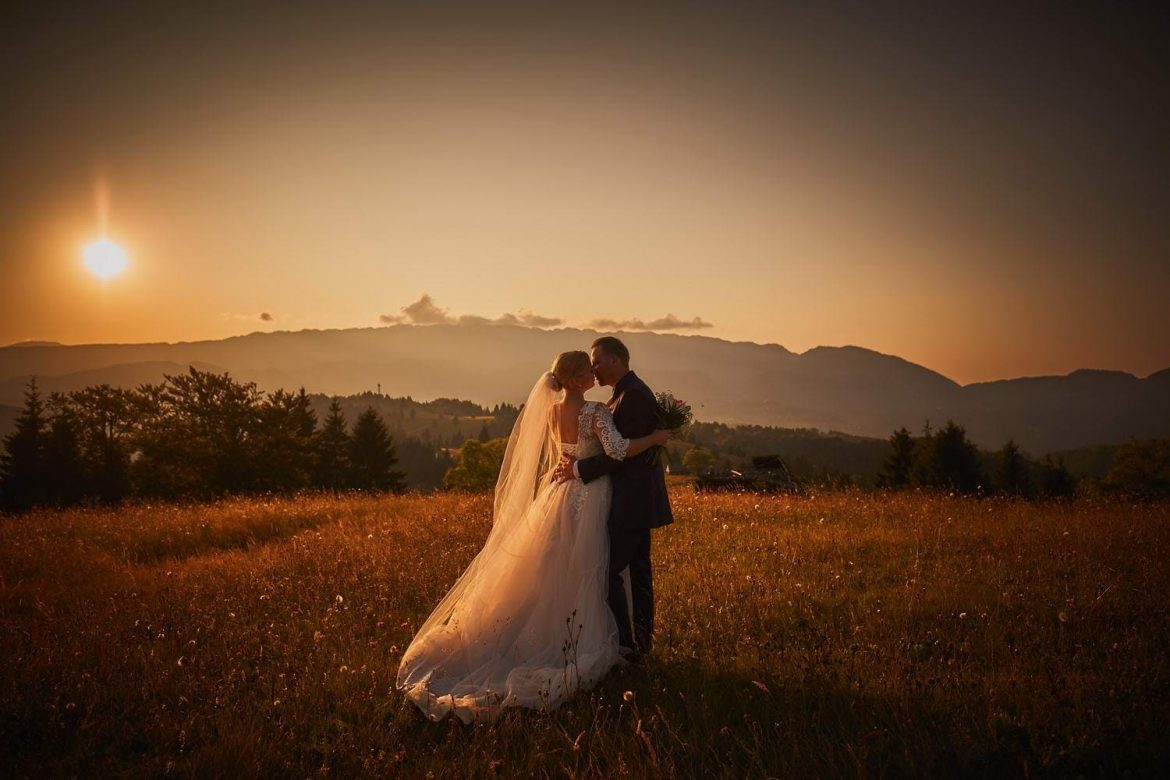 Trash the dress Amfiteatrul Transilvania