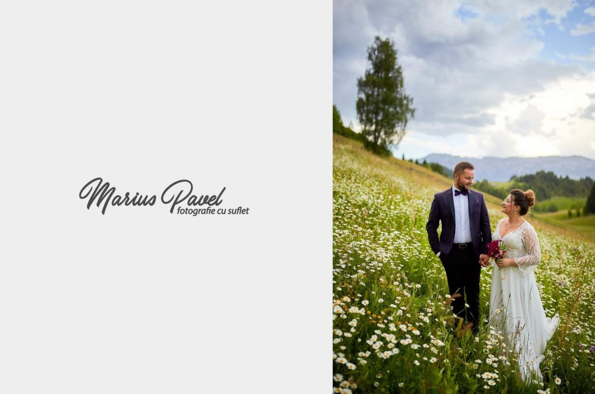 Trash the dress in natura