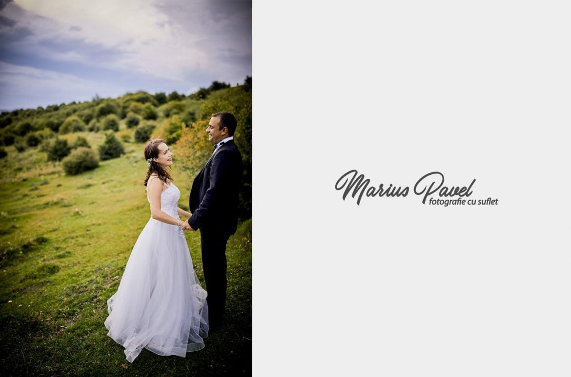 Trash the dress Valea Doftanei