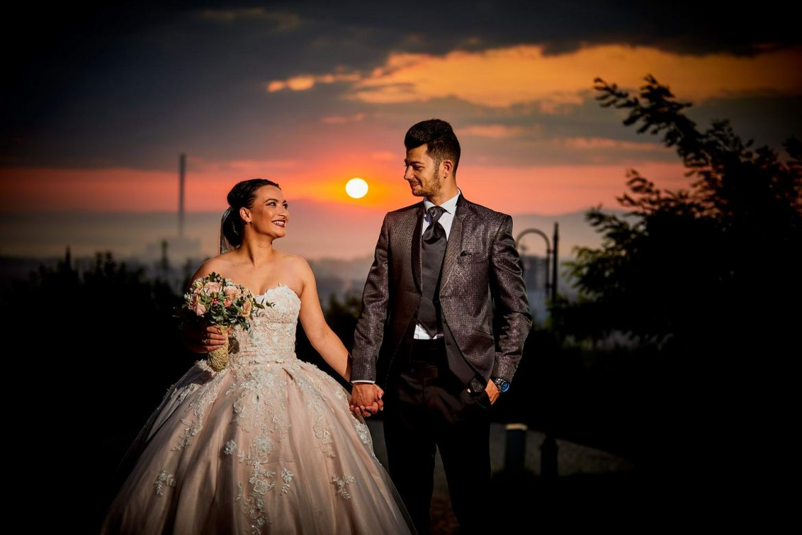 Trash the dress la rasarit