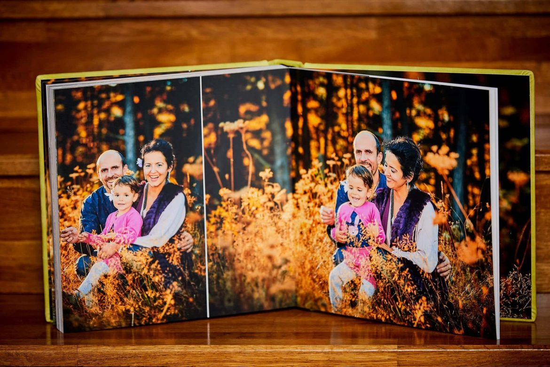 Album fotografii de familie
