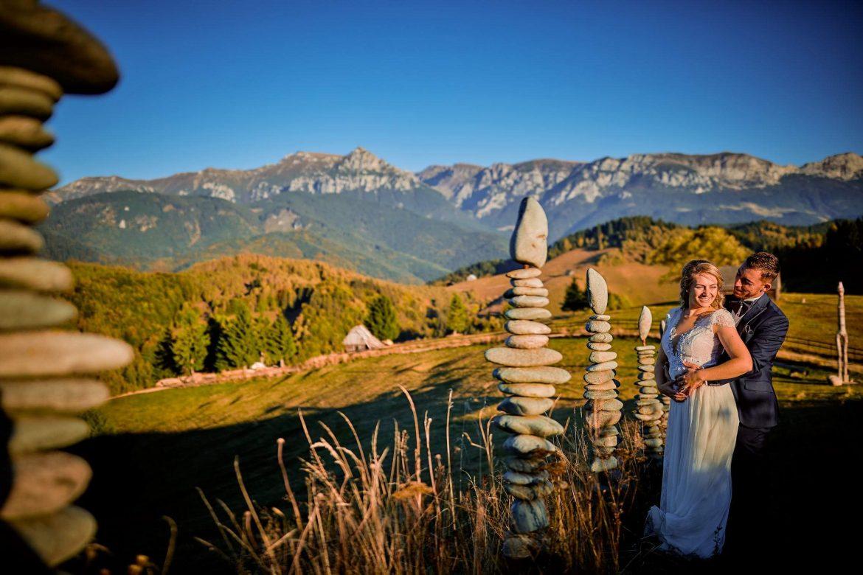 fotografii miri Amfiteatrul Transilvania
