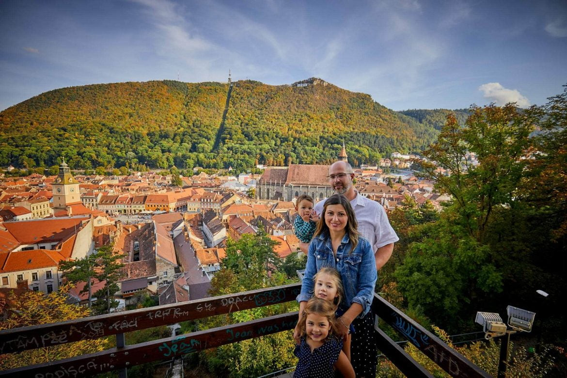 Family photoshoot Brasov