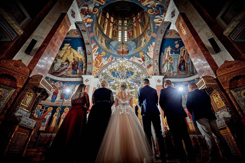 ceremonie religioasa Nunta Pensiune Floarea Soarelui