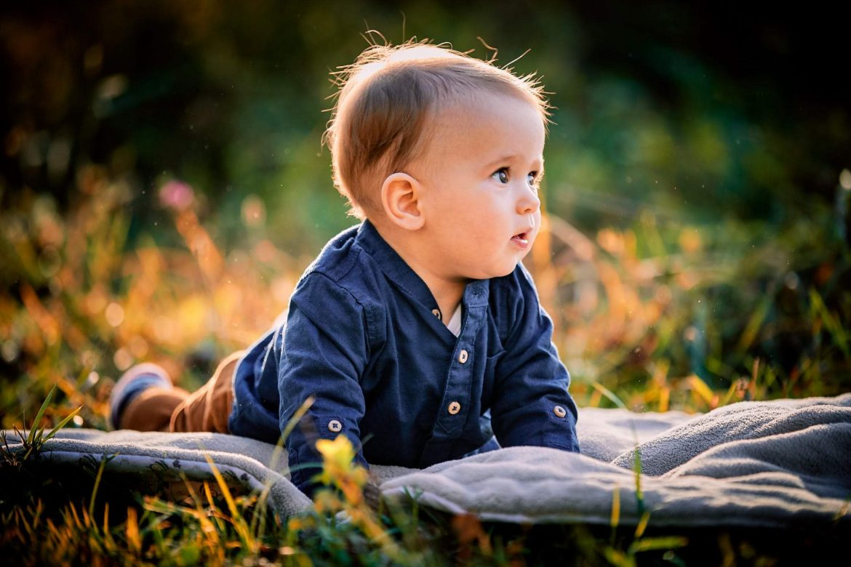 Sedinta foto copil mic