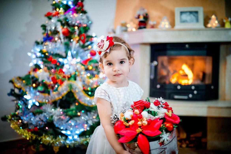 Fotografii copii Craciun Brasov