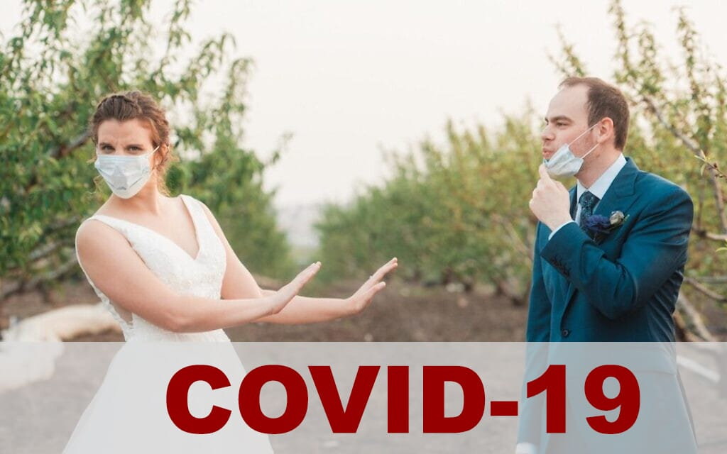 Nunta si noul coronavirus COVID-19