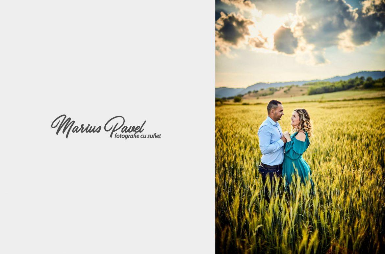 Fotografii De Cuplu In Lanul De Grau (3)