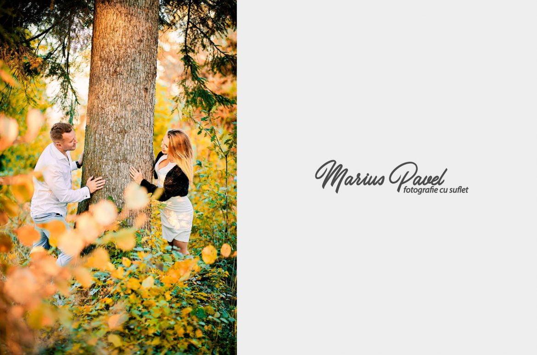 Fotografii De Cuplu In Culorile Toamnei (18)