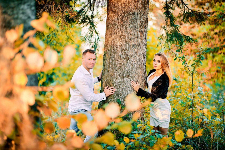 Fotografii De Cuplu In Culorile Toamnei (19)