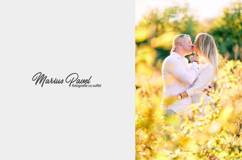 Fotografii De Cuplu In Culorile Toamnei (2)