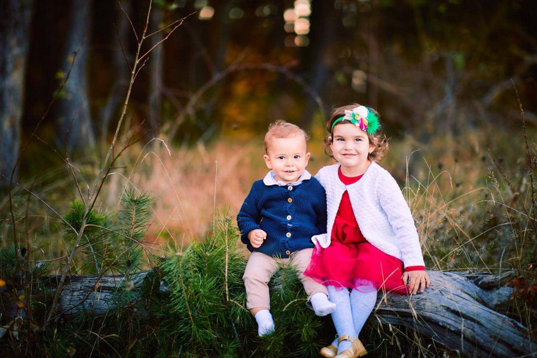 Fotografii copii toamna