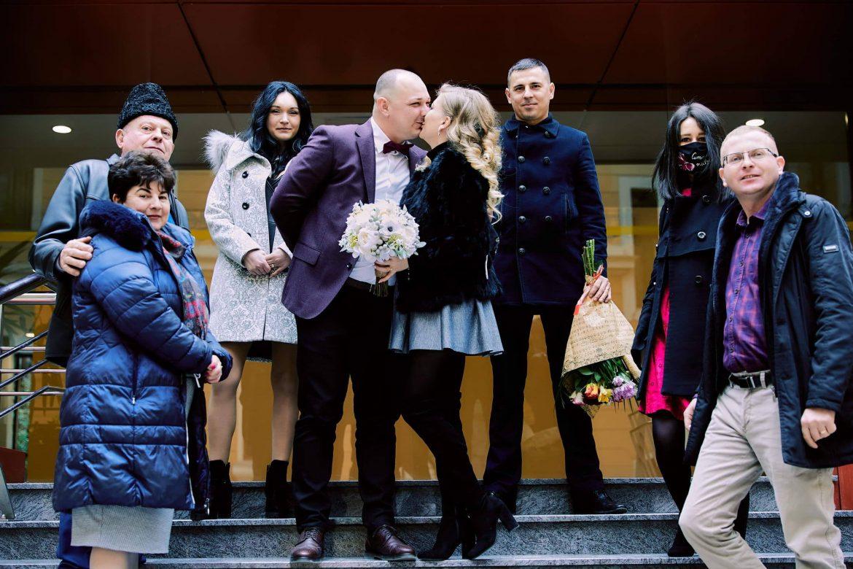 Cununie Civila De Valentine's Day La Primaria Brasov (14)