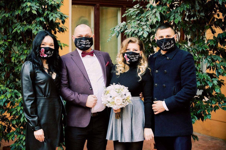 Cununie Civila De Valentine's Day La Primaria Brasov (3)