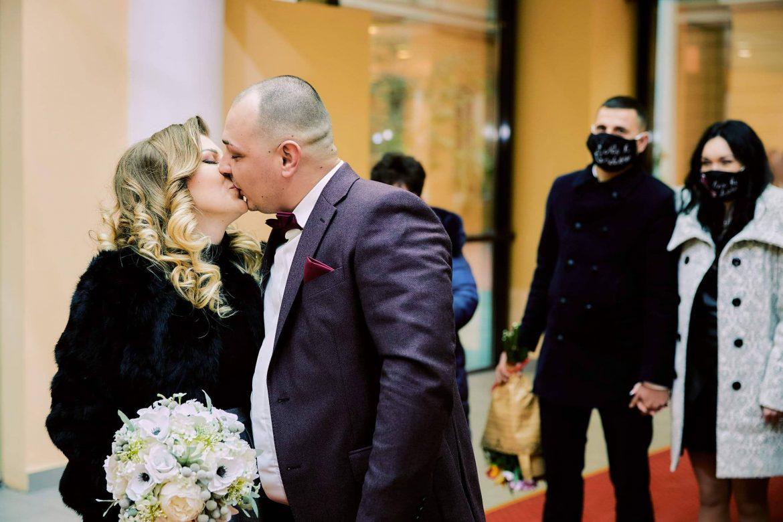 Cununie Civila De Valentine's Day La Primaria Brasov (9)