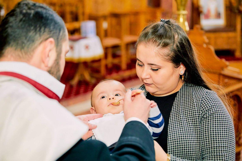 Fotografii Botez Biserica Ortodoxa Brasov (2)